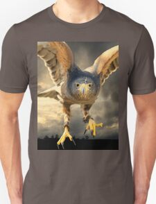 Death Comes on Silent Wings T-Shirt