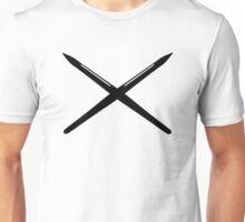 Brushes Unisex T-Shirt
