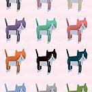 Cats by Wyattdesign