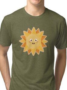 Kawaii Sun Tri-blend T-Shirt