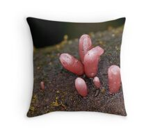 Jelly Babies  Throw Pillow