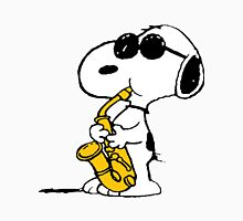 Snoopy Plays Sax T-Shirt