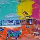 '.sheep.net' by Cat Leonard