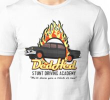 DedHed Stunt Driving Academy Unisex T-Shirt