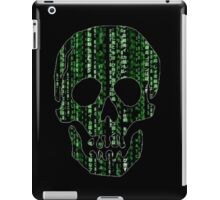 Digital Skull iPad Case/Skin