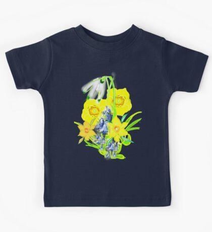SPRING CORNUCOPIA TEE SHIRT/ BABY GROW, Kids Tee
