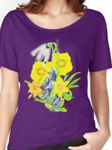 SPRING CORNUCOPIA TEE SHIRT/ BABY GROW, Women's Relaxed Fit T-Shirt