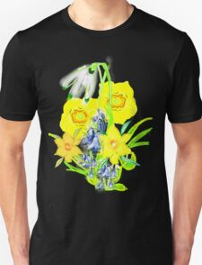 SPRING CORNUCOPIA TEE SHIRT/ BABY GROW, Unisex T-Shirt