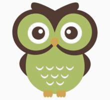 Owl  Baby Tee