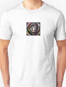 Splatter Ink Blossom Unisex T-Shirt