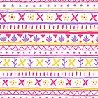 India Pattern by Ellen Stubbings