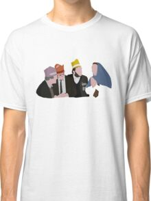Bottom Christmas design Classic T-Shirt