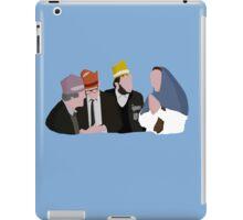 Bottom Christmas design iPad Case/Skin