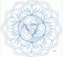 Waking Mandala by Daniel ML