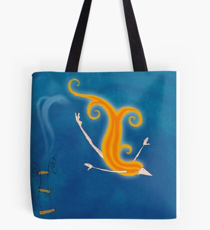 Kazart Phoebe_Heights Tote Bag