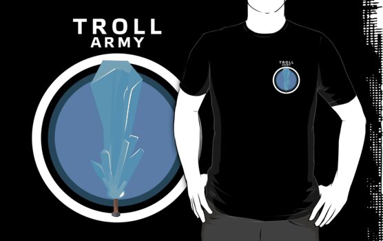 Troll Army by Glorious Beardy