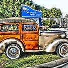 1940 Bantam Woodie Station Wagon  by SuddenJim