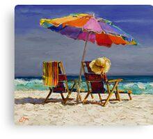 Leisure Time Canvas Print