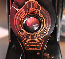 Autographic Brownie Folding Camera 2 by sherln