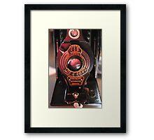 Autographic Brownie Folding Camera 2 Framed Print