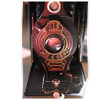 Autographic Brownie Folding Camera 2 Poster