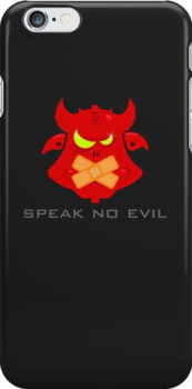 Speak no evil by vivendulies