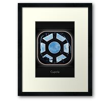 Cupola (ISS) Framed Print
