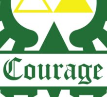 Triforce of Courage Sticker