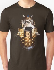 Grumpy Dalek - Exterminate Everybody Unisex T-Shirt