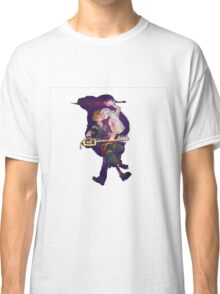 A kiss contains power Classic T-Shirt