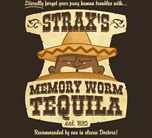 Strax's Memory Worm Tequila Unisex T-Shirt