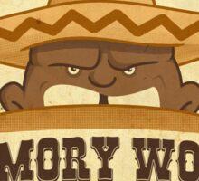 Strax's Memory Worm Tequila Sticker