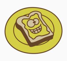 Funny Butter Toast by Style-O-Mat