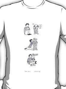 Comic #13 - Friend T-Shirt