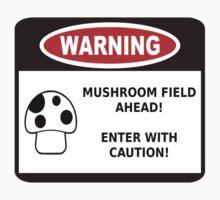 Mushroom Field! by xmoonxhowlerx