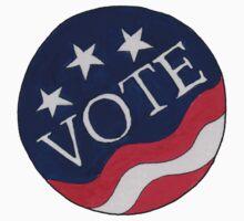 VOTE by SandraWidner