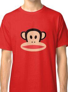 Monkey face logo Classic T-Shirt