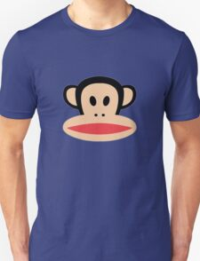 Monkey face logo Unisex T-Shirt