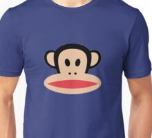 Monkey face logo Unisex T-Shirt