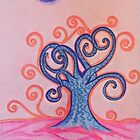 Tentacle Tree by K L Roberts