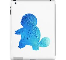 Squirtle Silhouette  iPad Case/Skin