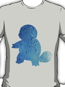 Squirtle Silhouette  T-Shirt