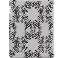 baroque pattern iPad Case/Skin