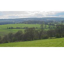 Sheffield Countryside Photographic Print