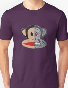 Alien Monkey face logo Unisex T-Shirt
