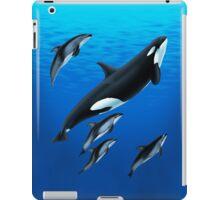 Lolita & Her Dolphins iPad Case/Skin