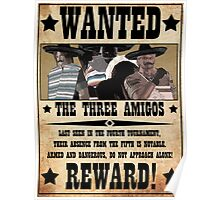 DOA5 - The Three Amigos Poster