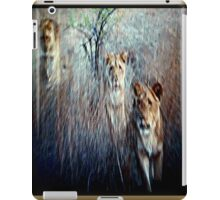 born free iPad Case/Skin