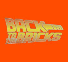 'Back to the Bricks' Kids Clothes
