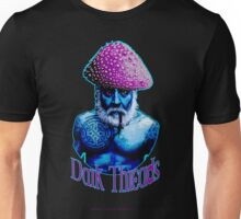 Old Man Mushroom Unisex T-Shirt